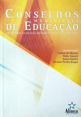 Conselhos Municipais De Educação: Um Estudo Na Região Metropolitana De Campinas