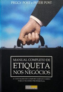 Manual Completo De Etiqueta Nos Negócios