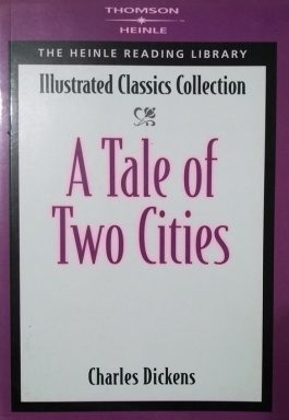 A Tale Of Two Cities – Illustrated Classics Collection