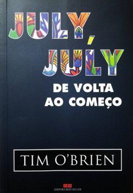 July, July De Volta Ao Começo