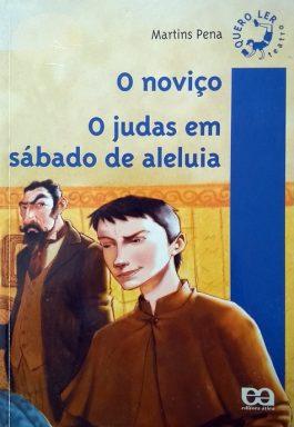 O Noviço / O Judas Em Sábado De Aleluia (Série Quero Ler Teatro)