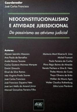 Neoconstitucionalismo E Atividade Jurisdicional