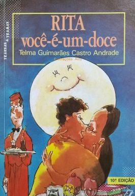Rita Você-É-Um-Doce (Série Transas & Tramas)