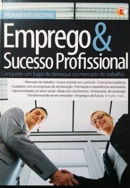 Treinamento Executivo Emprego E Sucesso Profissional