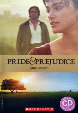 Pride & Prejudice (Scholastic Readers – Level 3) Não Acompanha CD
