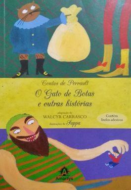 Contos De Perrault: O Gato De Botas e Outras Histórias