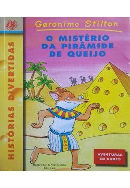 O Mistério Da Pirâmide De Queijo