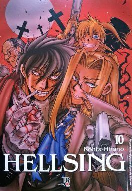 Hellsing – Volume 10