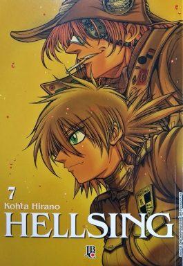 Hellsing – Volume 7