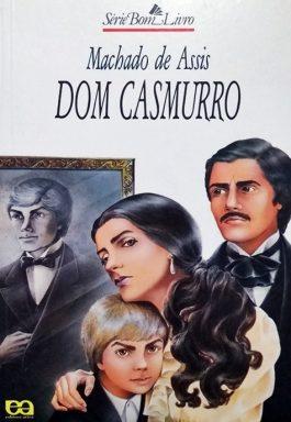 Dom Casmurro (Série Bom Livro)