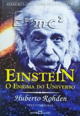 Einstein: O Enigma Do Universo (Coleção A Obra-Prima De Cada Autor)