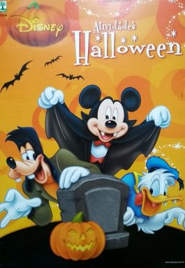 Atividades Halloween
