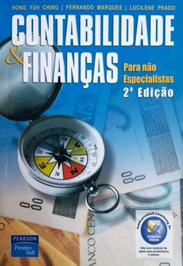 Contabilidade & Finanças Para Não Especialistas