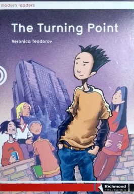 The Turning Point (Modern Readers – Stage 3) Acompanha CD