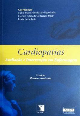 Cardiopatias: Avaliação E Intervenção Em Enfermagem – 2ª Edição