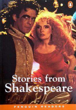 Stories From Shakespeare (Penguin Readers – Level 3)