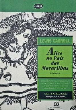 Alice No País Das Maravilhas (Coleção Eu Leio)
