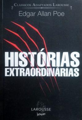 Histórias Extraordinárias (Clássicos Adaptados Larousse)