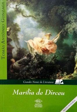 Marília De Dirceu (Coleção Grandes Nomes Da Literatura)