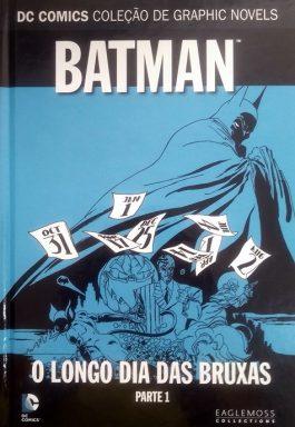 Batman: O Longo Dia Das Bruxas – Parte 1 (Coleção De Graphic Novels)