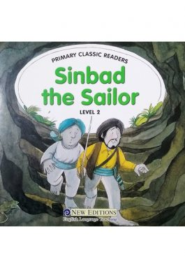Sinbad The Sailor (Primary Classic Readers – Level 2) Acompanha CD