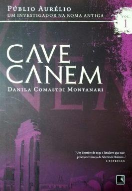 Cave Canem (Públio Aurélio Um Investigador Na Roma Antiga – 1)