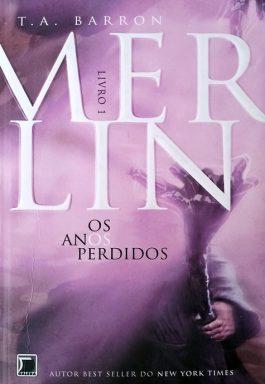 Merlin: Os Anos Perdidos (Livro – 1)