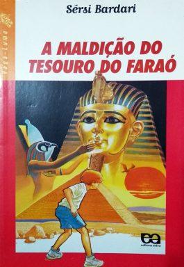 A Maldição Do Tesouro Do Faraó (Série Vaga-Lume)