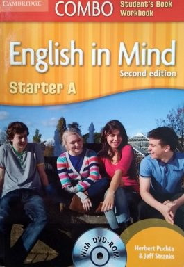 English In Mind Starter A Combo Student's Book – Workbook (Second Edition)