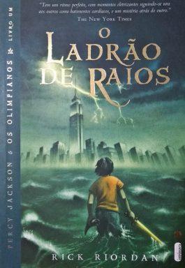 O Ladrão De Raios – Percy Jackson E Os Olimpianos – Livro 1