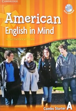 American English In Mind – Combo Starter A – With DVD-Rom