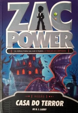Zac Power: Casa Do Terror