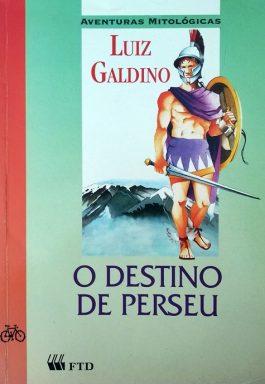 O Destino De Perseu (Coleção Aventuras Mitológicas)