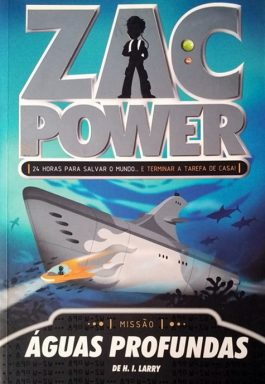 Zac Power: Águas Profundas