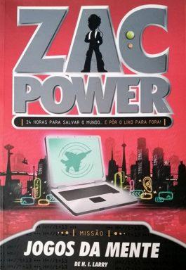 Zac Power: Jogos Da Mente