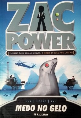 Zac Power: Medo No Gelo