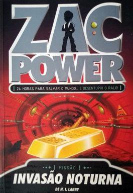 Zac Power: Invasão Noturna