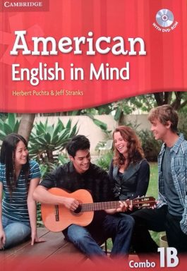 American English In Mind – Combo 1B (With DVD-Rom)