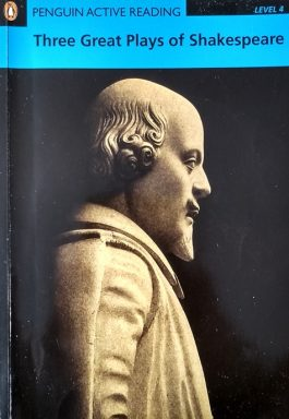 Three Great Plays Of Shakespeare (Penguin Active Reading – Level 4) Acompanha CDs