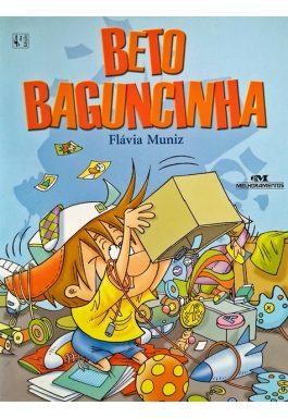 Beto Baguncinha (Coleção Algodão Doce)