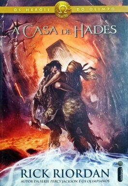 A Casa De Hades – Livro Quatro (Série Os Heróis Do Olimpo)