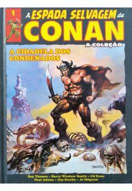 A Espada Selvagem De Conan 1: A Cidadela Dos Condenados