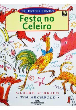 Festa No Celeiro (Coleção Eu Estou Lendo)