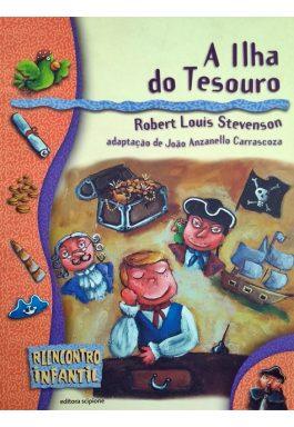 A Ilha Do Tesouro (Série Reencontro Infantil)
