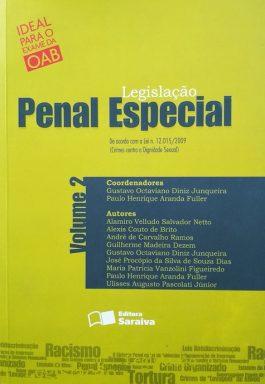 Legislação Penal Especial – Volume 2