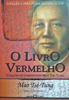 O Livro Vermelho (Coleção A Obra-Prima De Cada Autor)