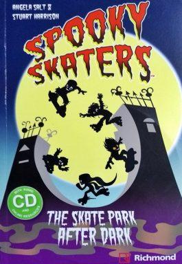 Spooky Skaters: The Skate Park After Darl (Starter Level) Acompanha CD
