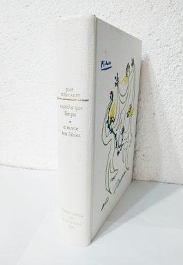 Mancha Que Limpa E A Morte Nos Lábios (Coleção Biblioteca Dos Prêmios Nobel De Literatura)
