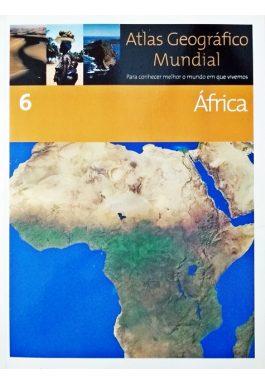 Atlas Geográfico Mundial 6: África