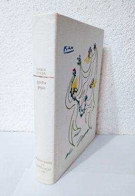 Quatro Peças (Coleção Biblioteca Dos Prêmios Nobel De Literatura)